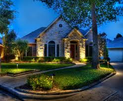Landscape Lighting Troubleshooting by Outdoor Lighting Houston Picture Gallery