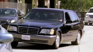 1995 mercedes s class imcdb org 1995 mercedes s klasse w140 in criminal minds