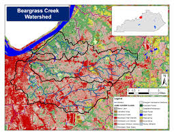 Map Of Louisville Ky Bca Resources Maps And Meeting Minutes Kentucky Waterways Alliance