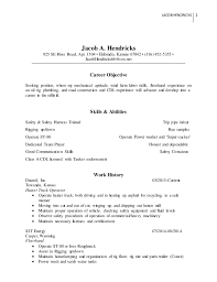 Sample Resume Nz by Farm Hand Resume Objective Contegri Com