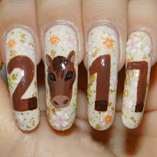 elegant 2015 new years nail art tutorial youtube piggieluv 2016
