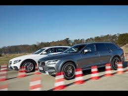 mercedes cross country 2017 volvo v90 cross country vs 2017 mercedes e class all terrain