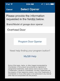 Original Overhead Door by Chamberlain Myq Garage Universal Smartphone Garage Door Controller