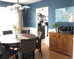 dining room before after dining room wainscoting