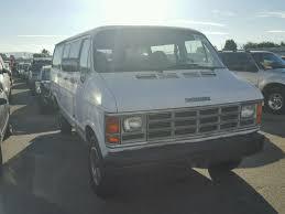 dodge cer vans for sale salvage certificate 1990 dodge ram sports v 5 9l 8 for sale in