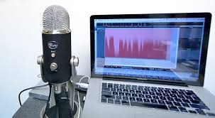 Computer Desk Microphone Podcasting Basics Part 1 Voice Recording Gear Transom