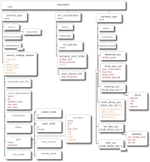 neuroml a language for describing data driven models of neurons