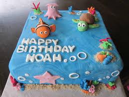 nemo cake toppers nemo cake designs cake design