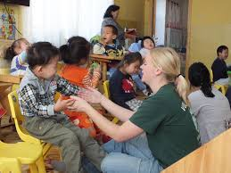 volunteering abroad with children projects abroad