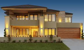 2 Storey House 2 Storey Luxury Home 5 House Design Ideas