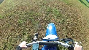 gopro yamaha pw80 riding around youtube