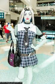 All Monster High Halloween Costumes 289 Best Monster High Ever After High Cosplay Images On Pinterest