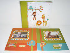 baby girl scrapbook album baby boy scrapbook album ebay