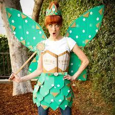 Fawn Fairy Halloween Costume Show Upcycled Halloween Costume