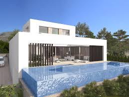 off plan villa for sale in residential area alicante costa blanca