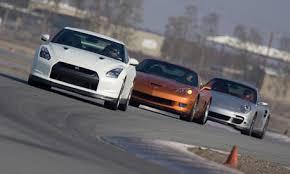 nissan gtr vs corvette z06 2009 nissan gt r vs 2008 chevrolet corvette z06 vs 2008 porsche