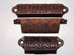 robinson u0027s antique hardware bin pulls
