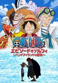 One Piece: Adventure On Hand Island (2013)