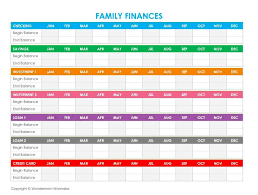 Budget Calculator Free Spreadsheet Family Budget Spreadsheet Haisume