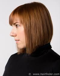 coupe carrã cheveux fins une coupe au carré pour des cheveux fins