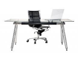 bureau plateau en verre plateau de bureau en verre bureau plateau verre topiwall chaise