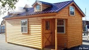 amish prebuilt fully assembled modular cabins youtube