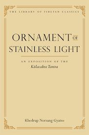 ornament of stainless light wisdom publications