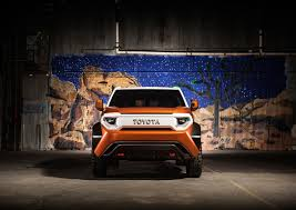 toyota showroom locator first look the all new toyota ft 4x concept