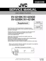 download free pdf for jvc xv 523gd dvd players manual