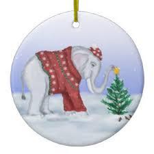 elephant ornaments keepsake ornaments zazzle