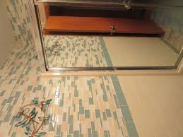 fresh fun mosaic tile bathroom american olean color appeal