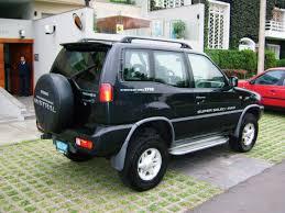 nissan turbo diesel nissan terrano ii 4x4 iintercooler turbo diesel 2700km 96 carro 2