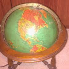 earth globes that light up best vintage globes replogle products on wanelo vintage light up