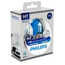 le h7 55w pack 2 oules h7 vision philips l équivalent le plus