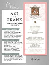 Programs For A Wedding Ceremony A Guide To Content And Formats For Wedding Programs