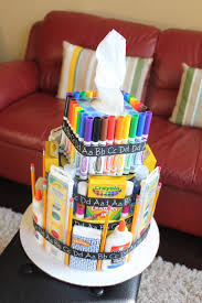 best 25 teacher supply cake ideas on pinterest student teacher
