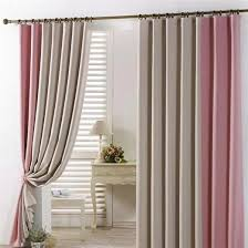 Rose Colored Curtains 9 Best Rose Pink Thermal Insulated Blackout Curtains Images On