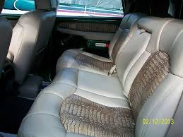 96 Tahoe Interior Purchase Used Custom 02 Tahoe With Extensive Interior Including