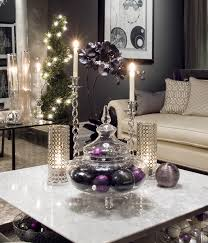Glitter Home Decor Dining Room Marvelous Christmas Dinner Table Decoration Ideas