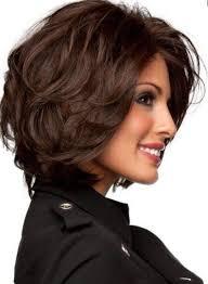 will a short haircut make my hair thicker 16 astounding medium haircuts for women pics wigs pinterest