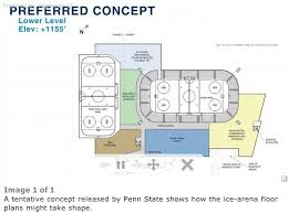 stadium floor plans basic ice rink floor plans site maps architectural drawings