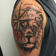 384 best tattoos images on pinterest lion tattoo tatoo and