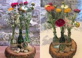 simple wedding ideas simple wedding flower ideas the wilde bunch wedding