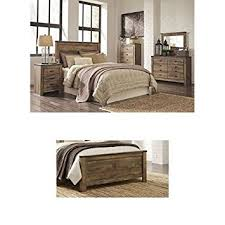 amazon com ashley furniture signature design trinell bedroom