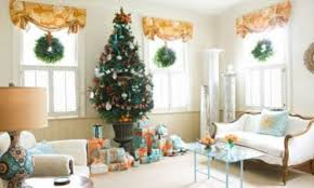 Home Decorating Ideas For Small Apartments 30 Creative Christmas Décor Ideas For Small Spaces Digsdigs