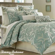 Beach Themed Comforter Sets Bedroom Have A Wonderful Bed With Tommy Bahama Bedding