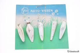 Vw Beetle Flower Vase Sico Dash Flower Vase 151 Vw Oval Bug Classiccult