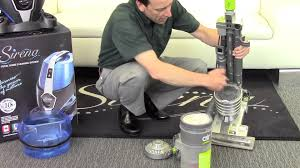 Vaccum Reviews Vacuum Cleaner Reviews Sirena Bagless Water Filtration Canister