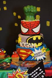 boys birthday cake ideas superhero cake cake designs and superhero