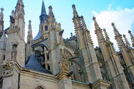 age of faith and crusades gothic architecture